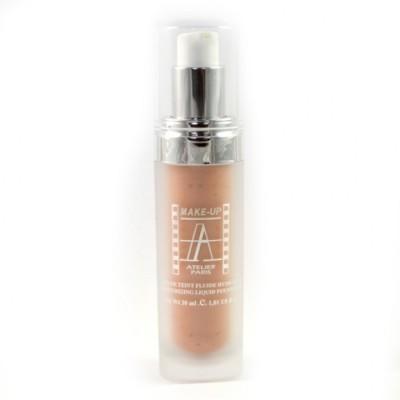 Тон-флюид перламутровый Make-up-Atelier V2 средний 30 мл: фото
