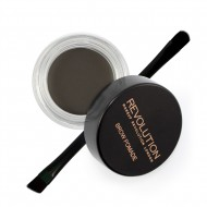 Помадка для бровей Makeup Revolution Brow Pomade Graphite: фото