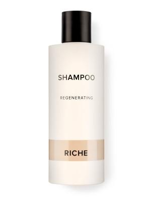 Бессульфатный восстанавливающий шампунь Riche Cosmetics хит 250мл: фото