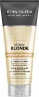Увлажняющий активирующий кондиционер светлых волос John Frieda Sheer Blonde 250 мл: фото