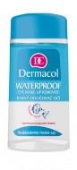 Двухфазный ремувер для снятия водостойкого макияжа с глаз Dermacol Waterproof eye make-up remover: фото