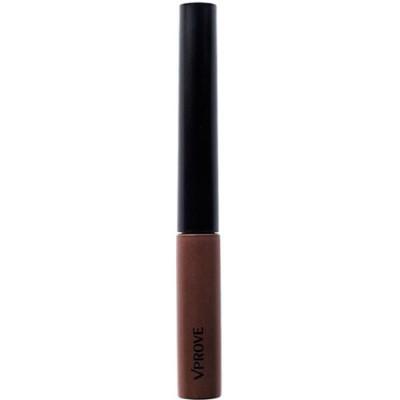 Тушь для бровей VPROVE No Make-up Slim Edge тон BR01, темно-коричневая, 3г: фото