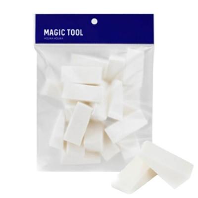 Спонжи для тональной основы Holika Holika Magic Tool Foundation Sponge 20шт: фото