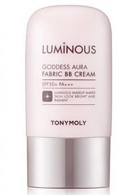 ВВ-крем TONY MOLY Luminous goddess aura fabric 02: фото
