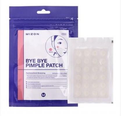 Патчи противовоспалительные локальные MIZON Bye Bye Pimple Patch: фото