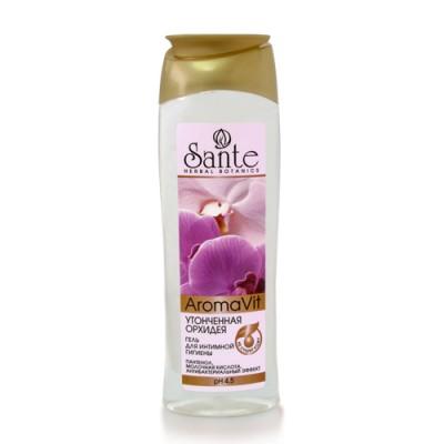 Гель для интимной гигиены SANTE AromaVit Утонченная орхидея 250мл: фото