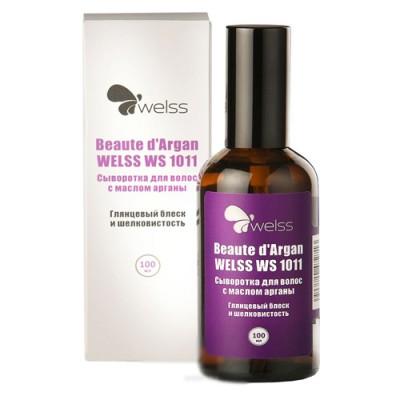 Сыворотка для волос с маслом арганы WELSS Beaute d`Argan 100мл: фото