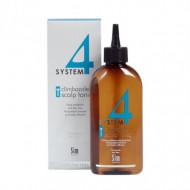 """Тоник терапевтический """"Т""""для питания и укрепления волос SIM SENSITIVE System4 100мл: фото"""