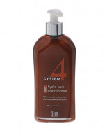 """Бальзам терапевтический """"H"""" для сухих и повреждённых окрашиванием волос SIM SENSITIVE System4 500 мл: фото"""