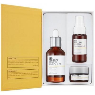 Набор для лица MISSHA Bee Pollen Renew Special Set 3 пр: фото