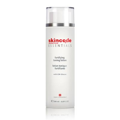 Укрепляющий тонизирующий лосьон Skincode, Essentials, 200 мл: фото