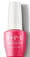 Гель для ногтей OPI ICONIC Charged Up Cherry GCB35 15 мл: фото