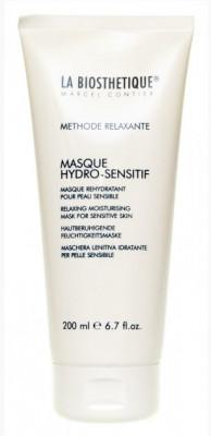 Маска успокаивающая увлажняющая La Biosthetique Relaxante Masque Hydro-Sensitif 200мл: фото