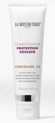 Кондиционер для теплых коричневых оттенков La Biosthetique Conditionneur Protection Couleur Chocolate24 150мл: фото