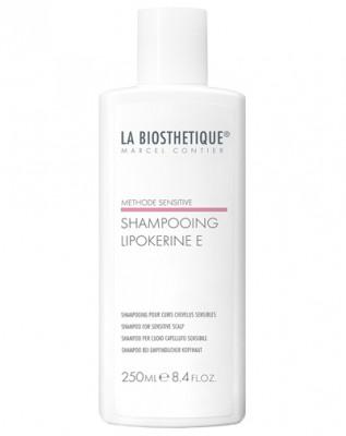Шампунь для чуствительной кожи головы La Biosthetique Lipokerine E Shampoo For Sensitive Scalp 250мл: фото
