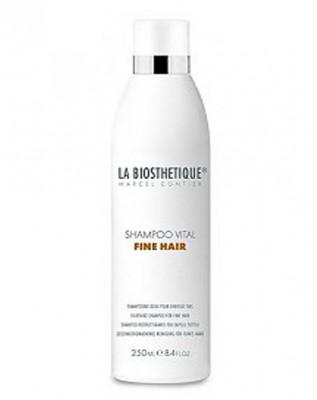 Шампунь укрепляющий для тонких волос La Biosthetique Stabilisante Shampoo Vital Fine Hair 200мл: фото