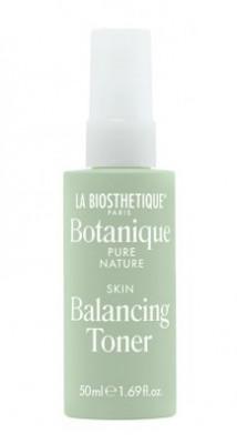 Тоник увлажняющий балансирующий без отдушки La Biosthetique Botanique Pure Nature Balancing Toner 50мл: фото