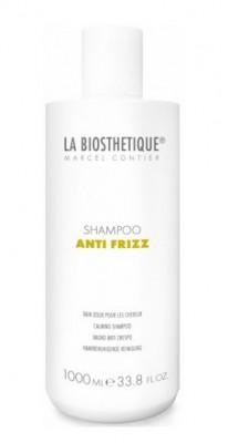 Шампунь для непослушных и вьющихся волос La Biosthetique Shampoo Anti Frizz 1000мл: фото