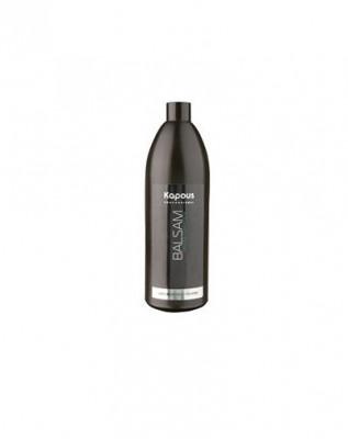 Бальзам для всех типов волос с ментолом и маслом камфоры Kapous Professional 1000мл: фото