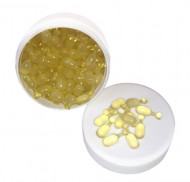 Капсулы с маслом аргании Janssen Cosmetics Argan Oil 150шт: фото