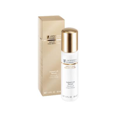 Своротка-лифтинг мгновенного действия с комплексом Janssen Cosmetics Instant Lift Serum 30 мл: фото