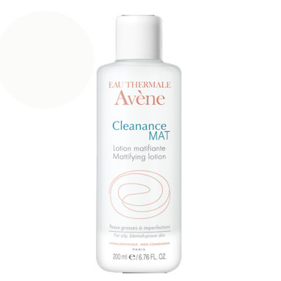 Лосьон очищающий матирующий Avene Cleanance 200 мл: фото