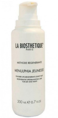 Крем регенерирующий La Biosthetique Menulphia Jeunesse 200 мл: фото
