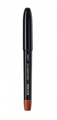 Тинт-маркер для губ THE SAEM Eco Soul Henna Marker Tint 01 Kustom Orange 1,2мл: фото