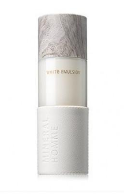 Эмульсия для лица осветляющая THE SAEM Mineral Homme White Emulsion 130мл: фото