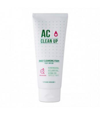 Пенка для умывания ETUDE HOUSE AC CLEANUP DAILY ACNE CLEANSING FOAM 150мл: фото
