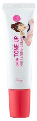 Крем для лица осветляющий FASCY Snow Tone up Whitening Cream 50мл: фото