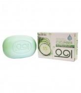 Мыло туалетное огуречное Clio New Cucumber soap 100g: фото