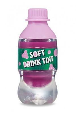 Тинт для губ ETUDE HOUSE Soft Drink Tint #PP501 Great Grape: фото