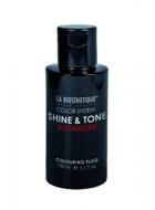 Краситель для процедуры биоламинирования прямой тонирующий La Biosthetique Shine&Tone Advanced 7/0 150мл: фото
