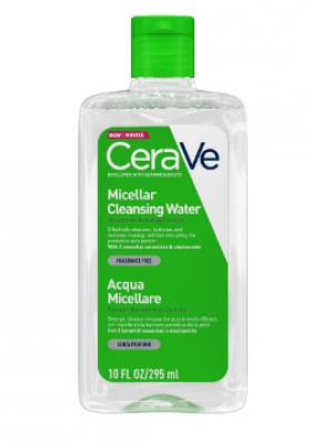 Мицеллярная вода увлажняющая CeraVe 295мл: фото
