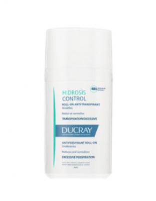 Дезодорант-антиперспирант шариковый против избыточного потоотделения Ducray Hydrosis Control 40 мл: фото