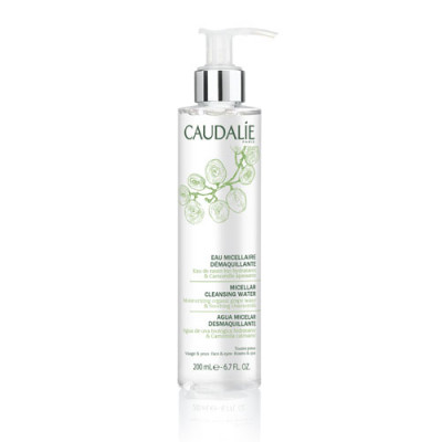 Мицеллярная вода для снятия макияжа Caudalie Demaquillante 200 мл: фото