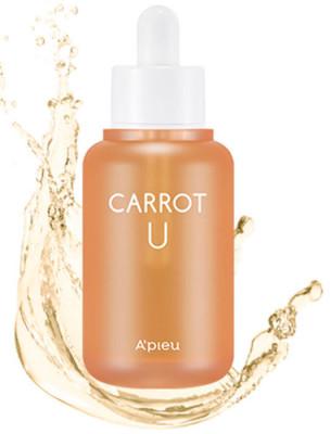 Сыворотка с маслом семян моркови A'PIEU Carrot U: фото