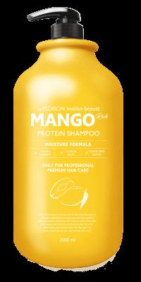 Шампунь для волос МАНГО EVAS Pedison Institute-Beaute Mango Rich Protein Hair Shampoo 2000 мл: фото
