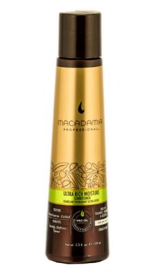 Кондиционер увлажняющий для жестких волос Macadamia Ultra Rich Moisture Conditioner 100мл: фото