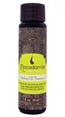 Уход восстанавливающий с маслом арганы и макадамии Macadamia Healing Oil Treatment 30мл: фото