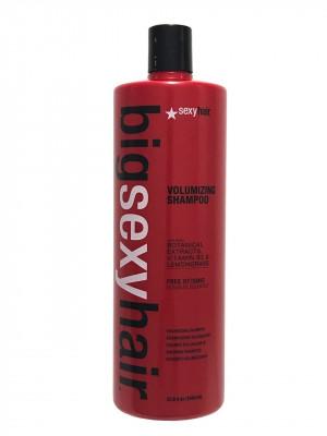 Шампунь для объема SEXY HAIR Big Volumizing Shampoo 1000мл: фото