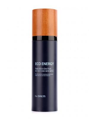 Флюид для мужчин освежающий THE SAEM Eco Energy Fresh All In One Fluid 130мл: фото