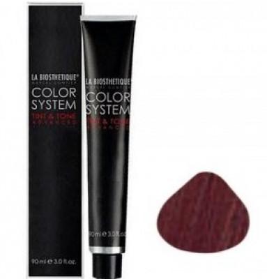 Краситель La Biosthetique Tint & Tone 5/5 Светлый шатен красный 90мл: фото