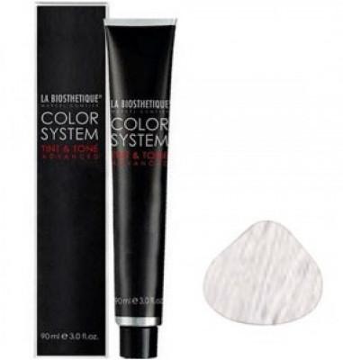 Краситель La Biosthetique Tint & Tone 0/00 Прозрачный, бесцветный 90мл: фото