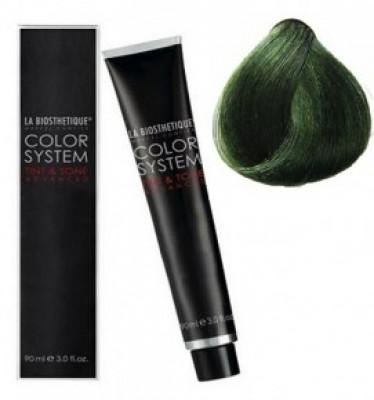Краситель Микс-тон La Biosthetique Mix Tone Green Advanced зеленый 90мл: фото