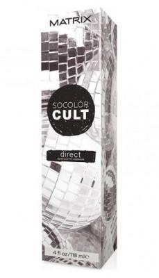 Краска для волос MATRIX Socolor Cult серебро диско 118мл: фото