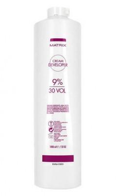 Крем-оксидант MATRIX 30 vol. 9% 1000 мл: фото