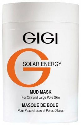 Маска грязевая GIGI Solar Energy Mud mask for oil skin 250 мл: фото