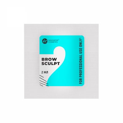 Саше с составом #2 для долговременной укладки бровей BROW SCULPT, 2мл, Новинка: фото